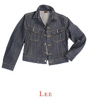 История и классические модели джинсовых курток. Изображение № 15.