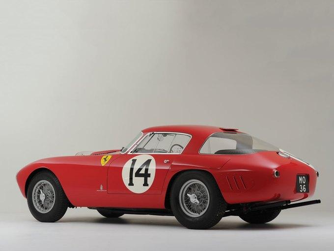 Раритетный Ferrari 340/375 MM Berlinetta продали за 10 миллионов евро. Изображение № 2.