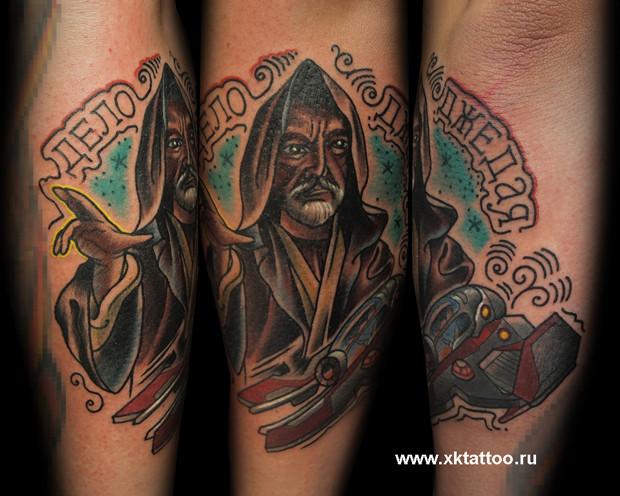 Хруст костей: Интервью с татуировщиком Дмитрием Речным. Изображение № 3.