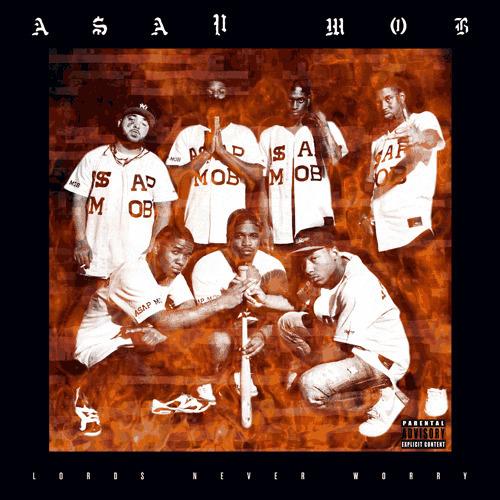 Вышел новый микстейп хип-хоп-команды A$AP Mob. Изображение № 1.