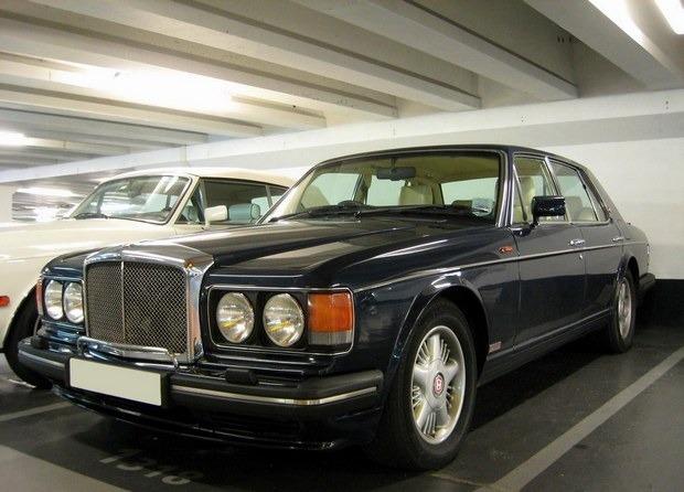 Bentley Turbo R 1. Изображение № 3.