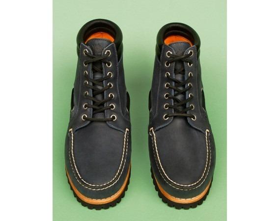 Марки Timberland и Opening Ceremony представили совместную коллекцию обуви. Изображение № 2.