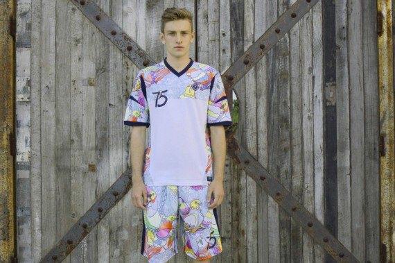Марка Staple выпустила коллекцию одежды к чемпионату мира по футболу. Изображение № 7.