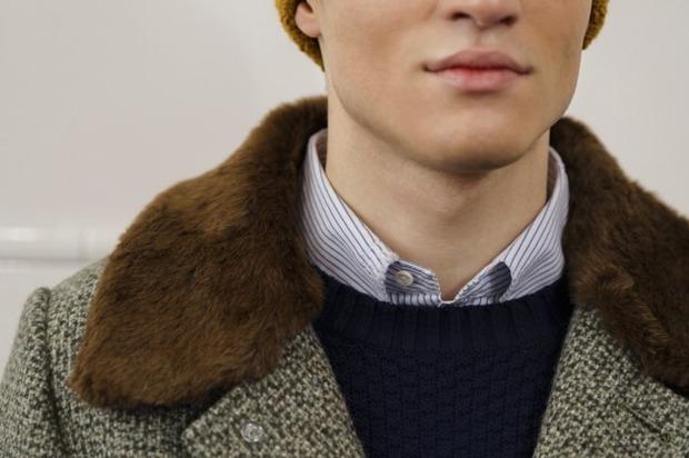 Марка Gant Rugger опубликовала второй лукбук осенней коллекции одежды. Изображение № 14.
