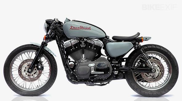 Motorcycle Club: современная мода на ретро-байки. Изображение № 16.