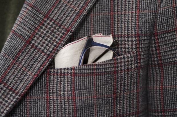 Марка Gant Rugger опубликовала второй лукбук осенней коллекции одежды. Изображение № 15.