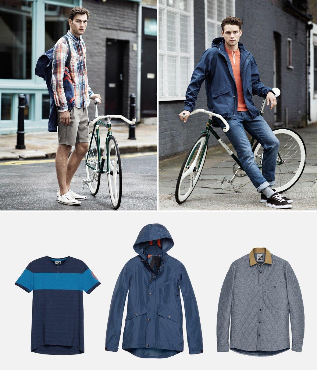 7 марок одежды для городских велосипедистов. Изображение № 17.