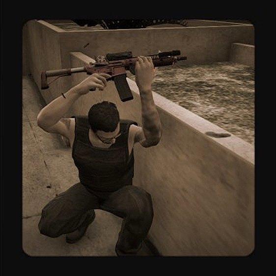 Агентство Media Lense: Фоторепортажи из горячих точек и бандитских районов в GTA V Online. Изображение № 14.