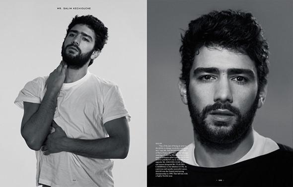 Изображение 8. Men's Digest: обложка Fantastic Man, блог Free/Man о мужских браслетах, распродажа Code7.. Изображение № 8.