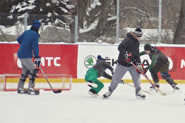 Репортаж с хоккейного турнира магазина Fott. Изображение № 40.