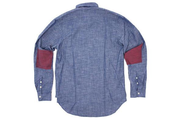 Изображение 26. Залатать дыры: мужские вещи с заплатками.. Изображение № 25.