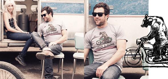 Новая марка мужской одежды Iron & Resin и ее первая коллекция. Изображение № 15.