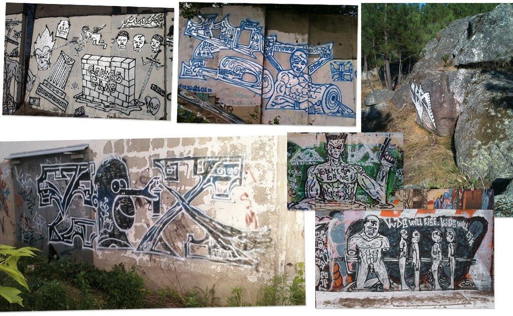 Банда аутсайдеров: Как уличные художники возвращают искусству граффити дух протеста. Изображение № 10.