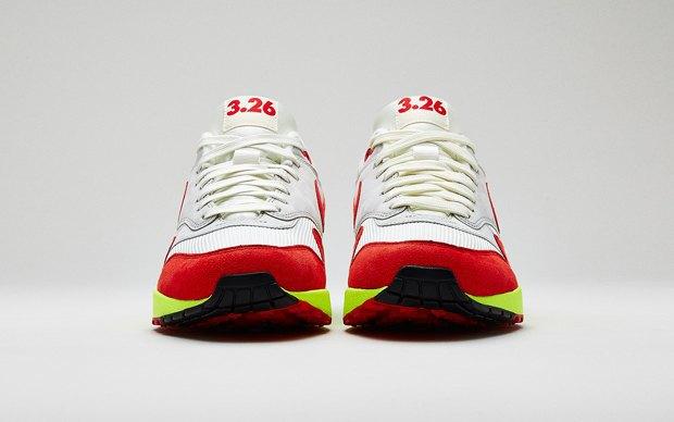 Nike выпустили новую модель сникеров в честь 27-летия кроссовок Air Max. Изображение № 3.