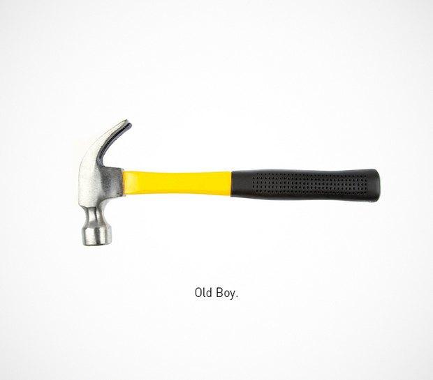 Итальянский дизайнер представил коллекцию ножей знаменитых персонажей. Изображение № 20.