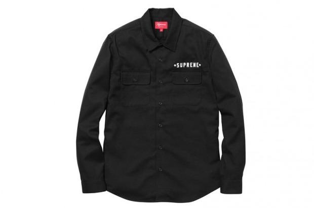Марка Supreme выпустила совместную коллекцию одежды с производителем скейтбордов Independent. Изображение № 8.