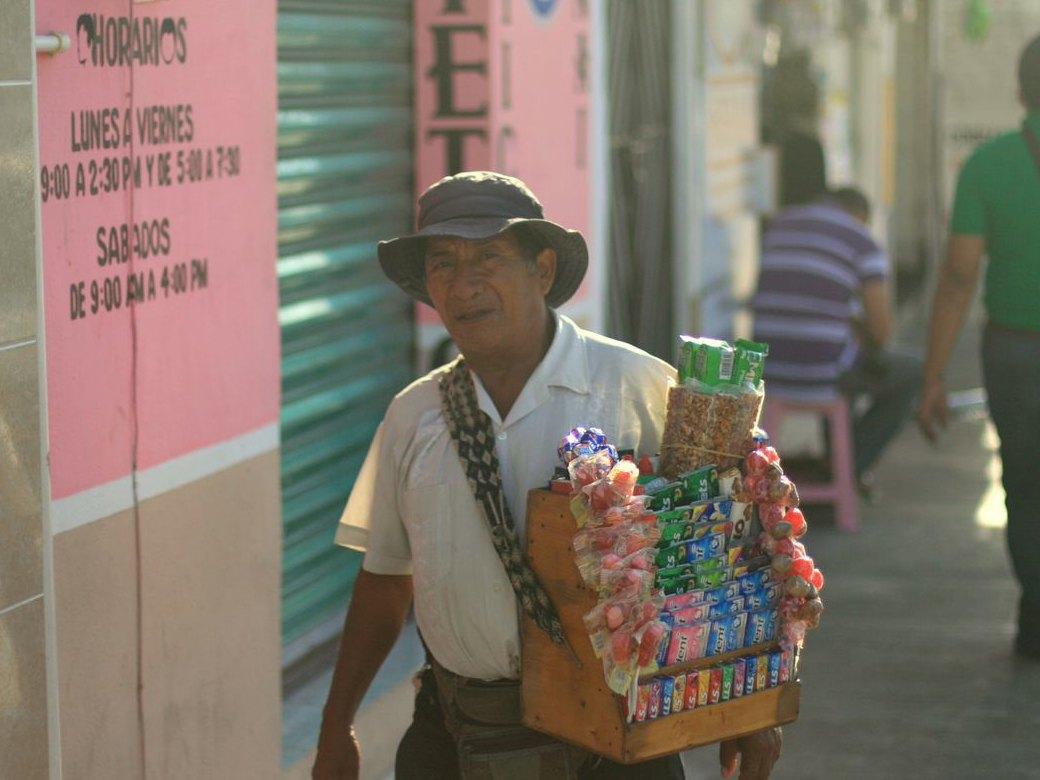 «Вся наша жизнь состоит из спусков и подъёмов»: Как я пересёк Мексику на велосипеде. Изображение № 23.
