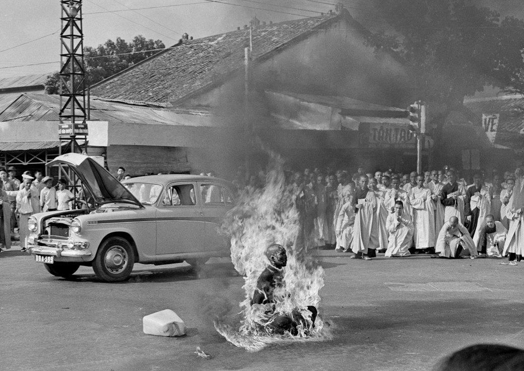 За кадром: История 5 культовых снимков из архива World Press Photo. Изображение № 3.