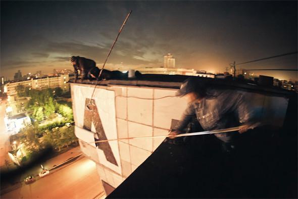 Скетчбук: Уличный художник Radya из Екатеринбурга рассказывает о пяти своих работах. Изображение № 5.