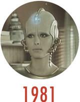 Эволюция инопланетян: 60 портретов пришельцев в кино от «Путешествия на Луну» до «Прометея». Изображение № 42.