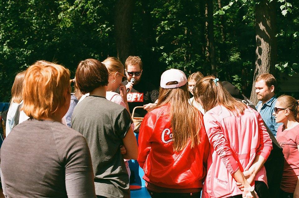 Фоторепортаж: Женский турнир по пинг-понгу в Нескучном саду. Изображение № 16.