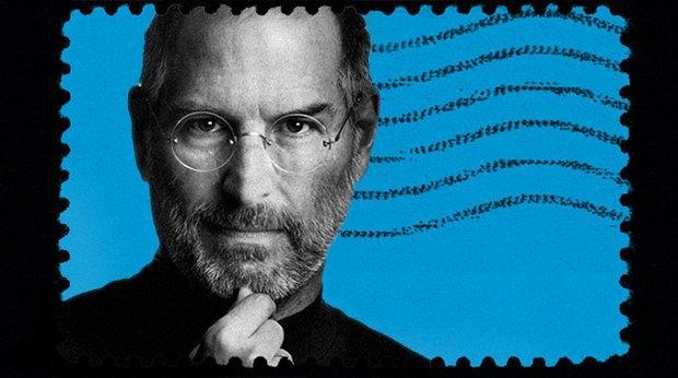 В США выпустят почтовые марки с портретом Стива Джобса. Изображение № 1.