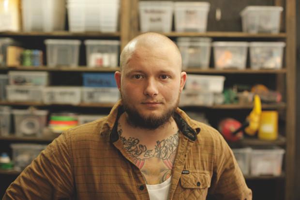 «Каждый мужчина мечтает мастерить что-то своими руками»: Интервью с создателем тату-машинок VladBlad. Изображение №2.