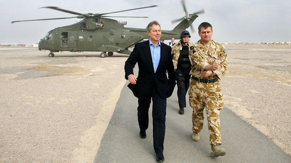 Военное положение: Одежда и аксессуары солдат в Ираке. Изображение № 30.