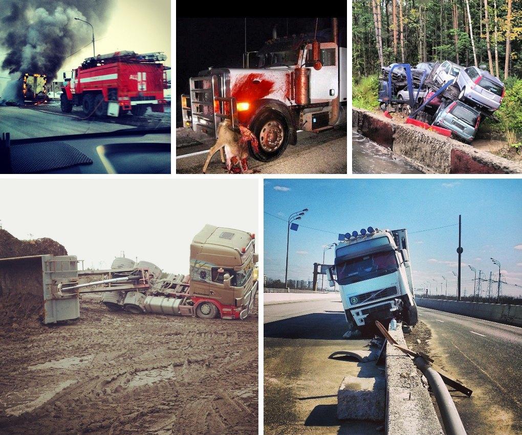 Что публикуют в своих Instagram дальнобойщики разных стран. Изображение № 12.