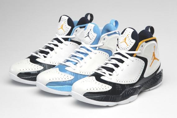 Компания Nike выпустила новую модель кроссовок Air Jordan. Изображение № 2.