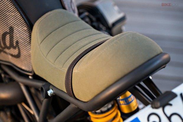 Мастерская Café Racer Dreams собрала новый мотоцикл на базе BMW. Изображение № 5.