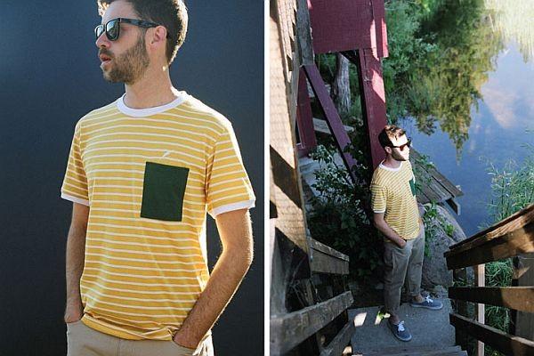 Калифорнийская марка Publish выпустила лукбук весенней коллекции одежды. Изображение № 6.