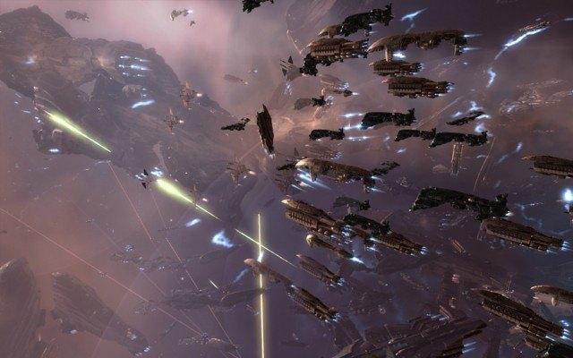 В самой крупной битве в истории EVE Online были уничтожены корабли на 200 тысяч долларов. Изображение № 1.