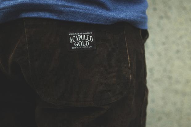 Марка Acapulco Gold представила лукбук осенней коллекции одежды. Изображение № 19.