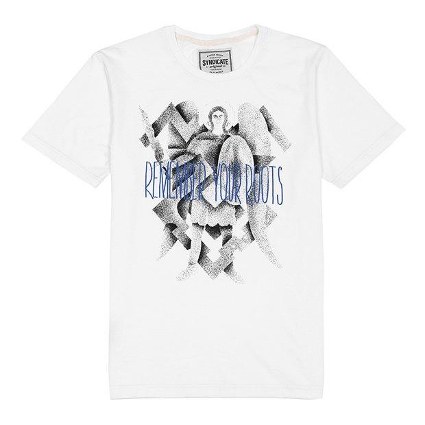 Марка Syndicate и группа On-The-Go выпустили совместную коллекцию футболок. Изображение № 1.