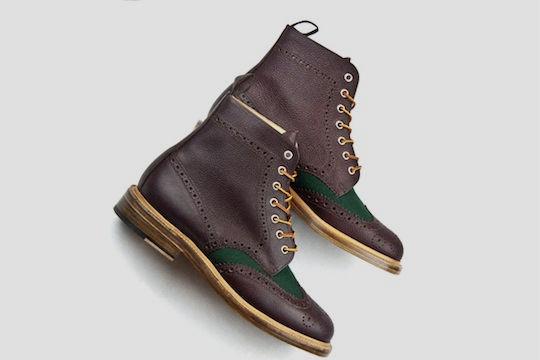Коллекция обуви Марка МакНейри и магазина Standard. Изображение № 13.