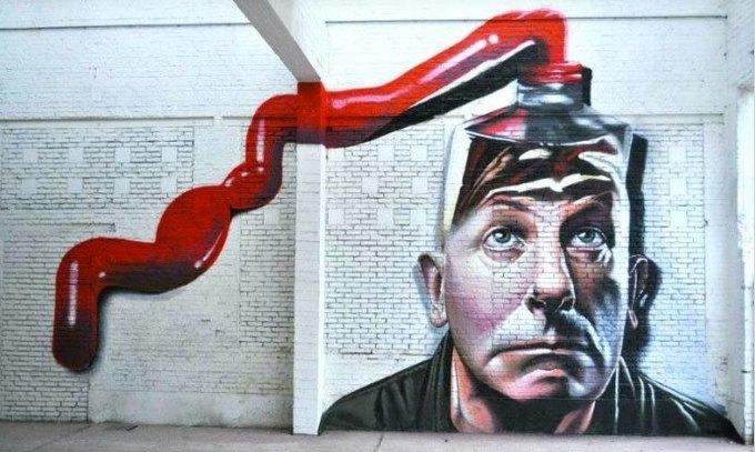 Google Street Art: Онлайн-музей граффити под открытым небом. Изображение № 22.