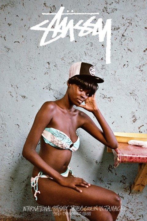 Итальянский фотограф-документалист Франческо Джуисти снял новую кампанию марки Stussy . Изображение № 10.