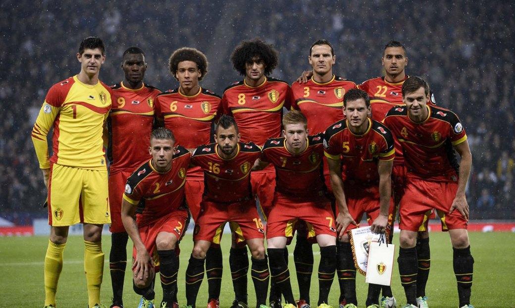 Неочевидные фавориты чемпионата: Сборная Бельгии. Изображение № 1.