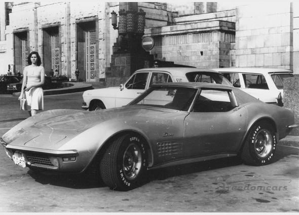 1972 Chevrolet Corvette. Изображение №9.