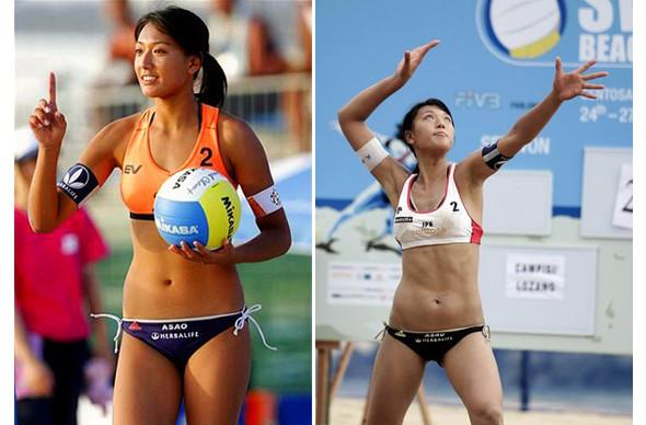 Женская лига: 12 сексуальных спортсменок. Изображение №48.