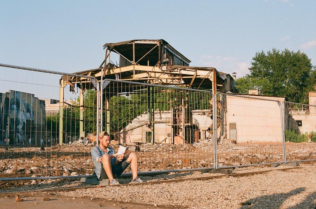 Фоторепортаж: Фестиваль Outline на Карачаровском механическом заводе. Изображение № 61.