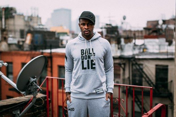 Участники Sneakerhead и Streetball Store Team запустили собственную марку одежды. Изображение № 1.