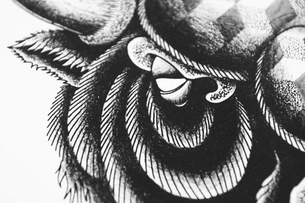 Стартовал второй этап тату-акции Wild Tattoo в честь защиты животных. Изображение № 5.