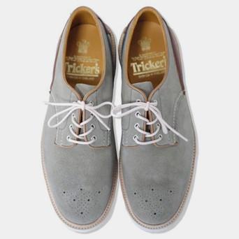 Марки Cash Ca и Trickers выпустили совместную коллекцию обуви. Изображение № 5.