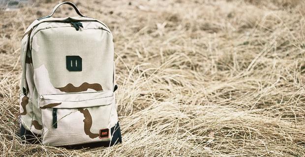 Новая марка: Рюкзаки, сумки и аксессуары GUD. Изображение № 3.