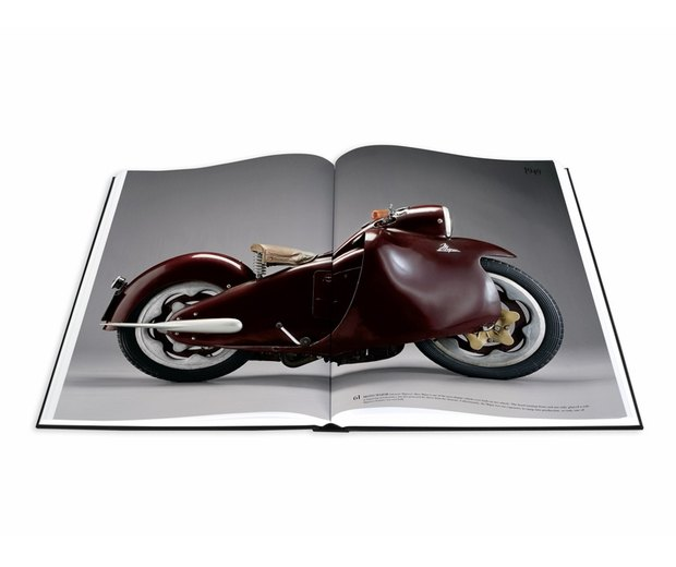 Вышла книга The Impossible Collection of Motorcycles. Изображение № 12.