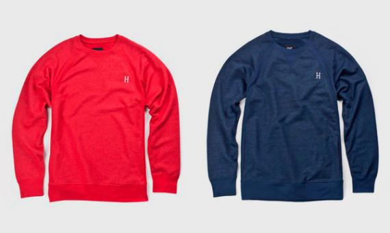 Калифорнийская марка Huf выпустила вторую часть весенней коллекции одежды. Изображение № 5.
