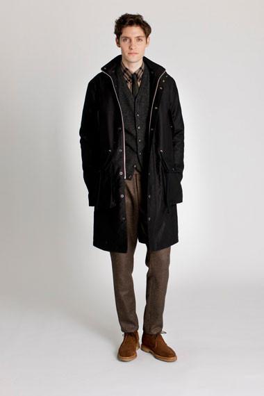 Новая коллекция одежды дизайнера Стивена Алана. Изображение № 11.