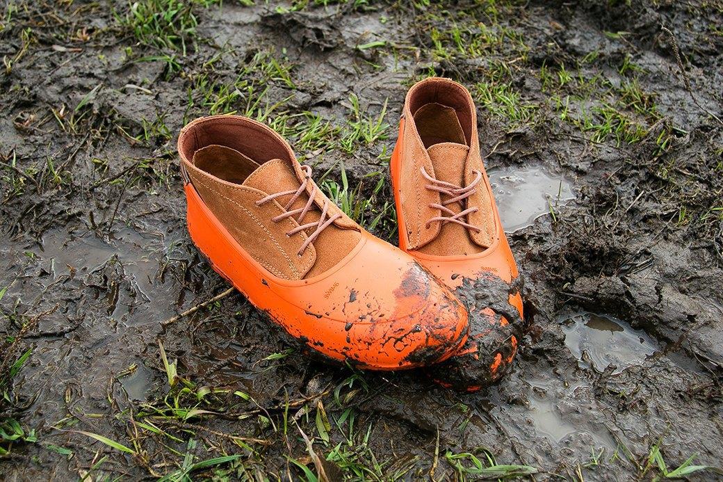 Ревизия: Непромокаемые ботинки в московской грязи. Изображение № 10.